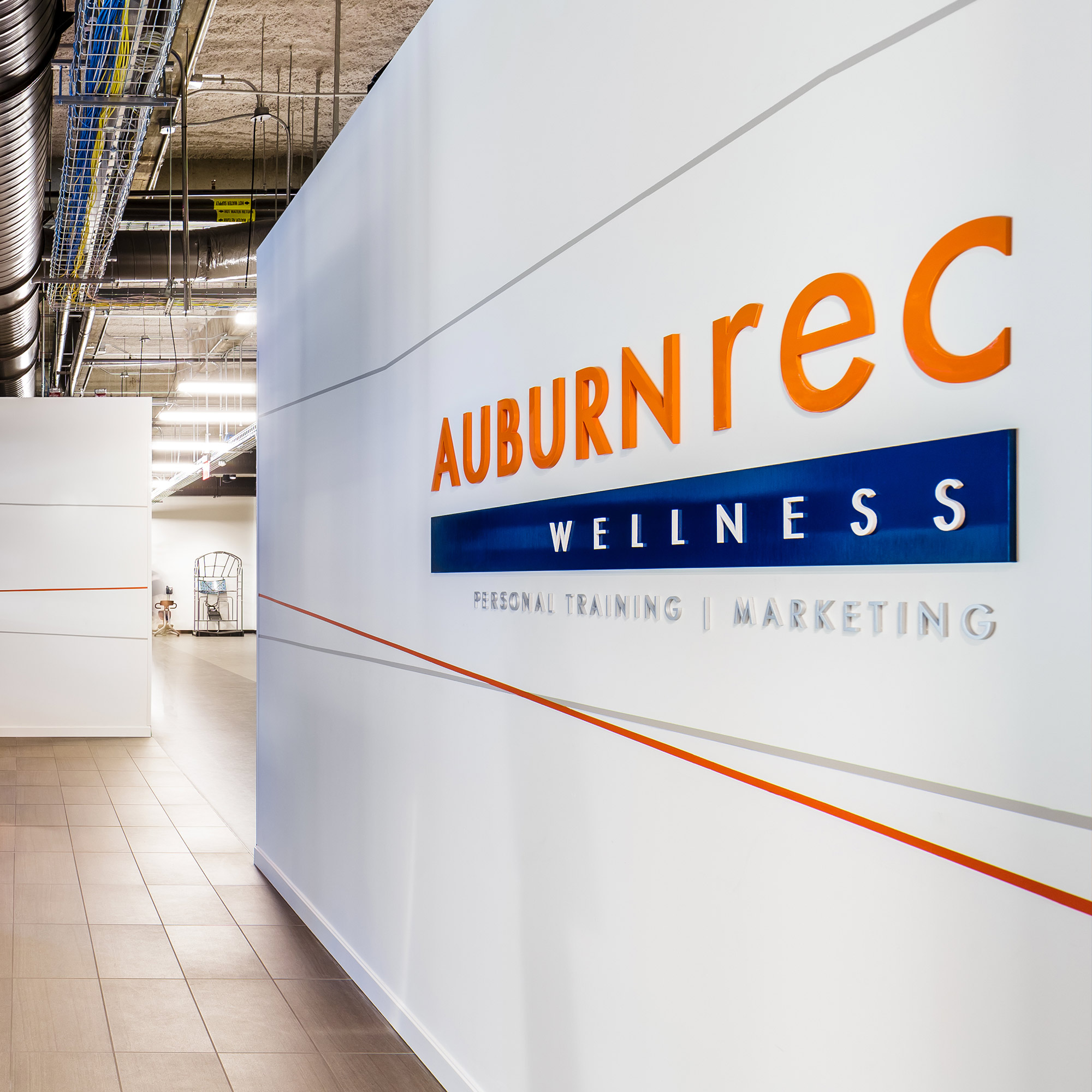 Auburn Rec and Wellness Center